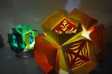 origamilanterns